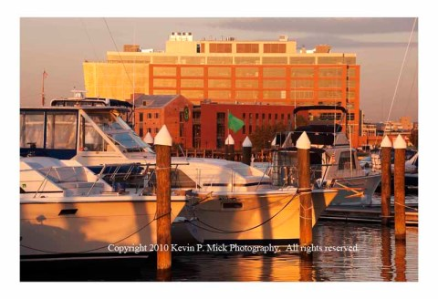 Fells Point early morning