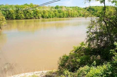 Reservoir May 2011