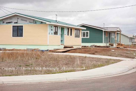 Pine Ridge Indian Reservation Houses