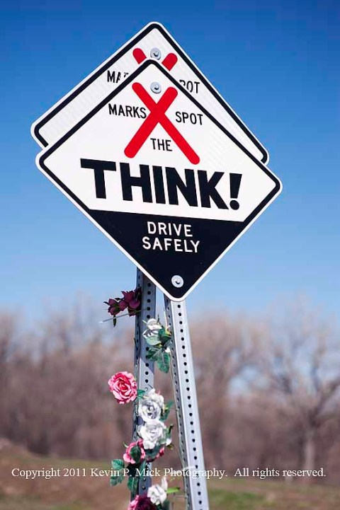 Pine Ridge Think death sign