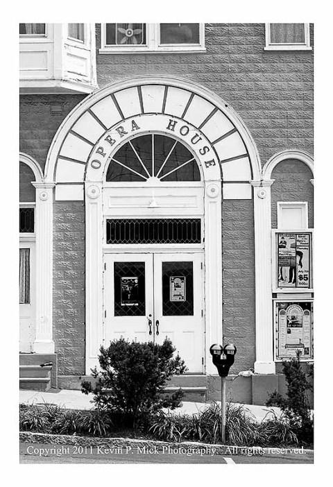 The Opera House in Shepherdstown, WVa