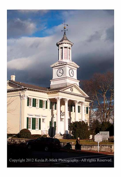Shepherd College Clock Tower