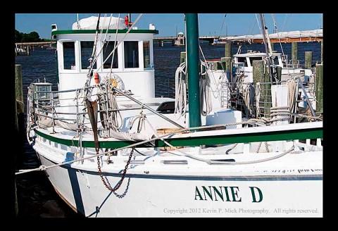The Annie D