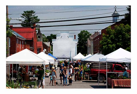 Shepherdstown Farmer's Market