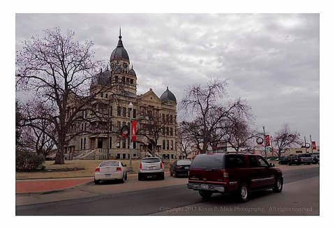Denton, Texas Courthouse