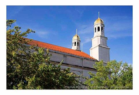 Saint Casimir Church in Baltimore, Maryland.