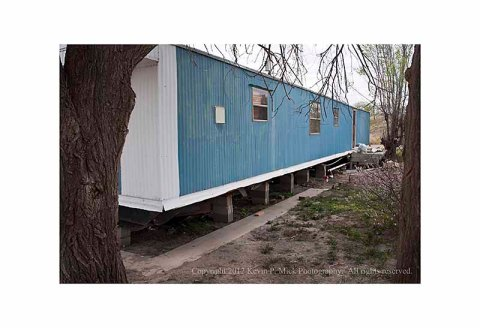Pine Ridge Reservation trailer.